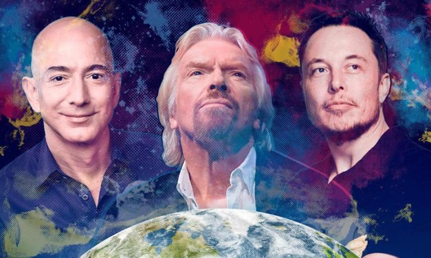 Entrepreneurial Space Pioneers Who Will Change Our Lives