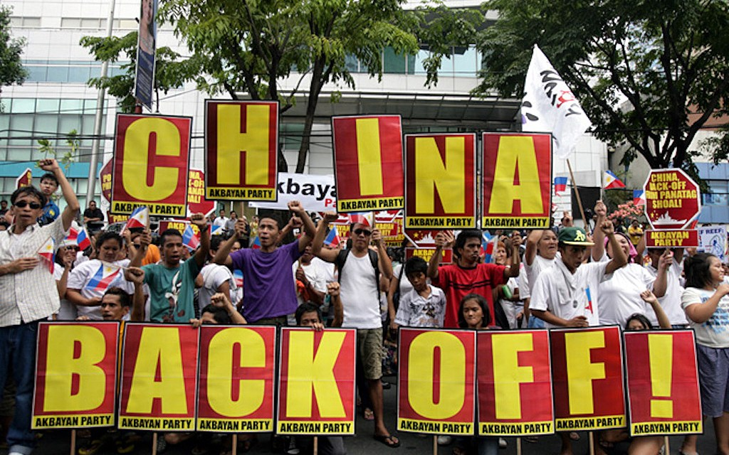 Growing Resistance to China's Perfidy