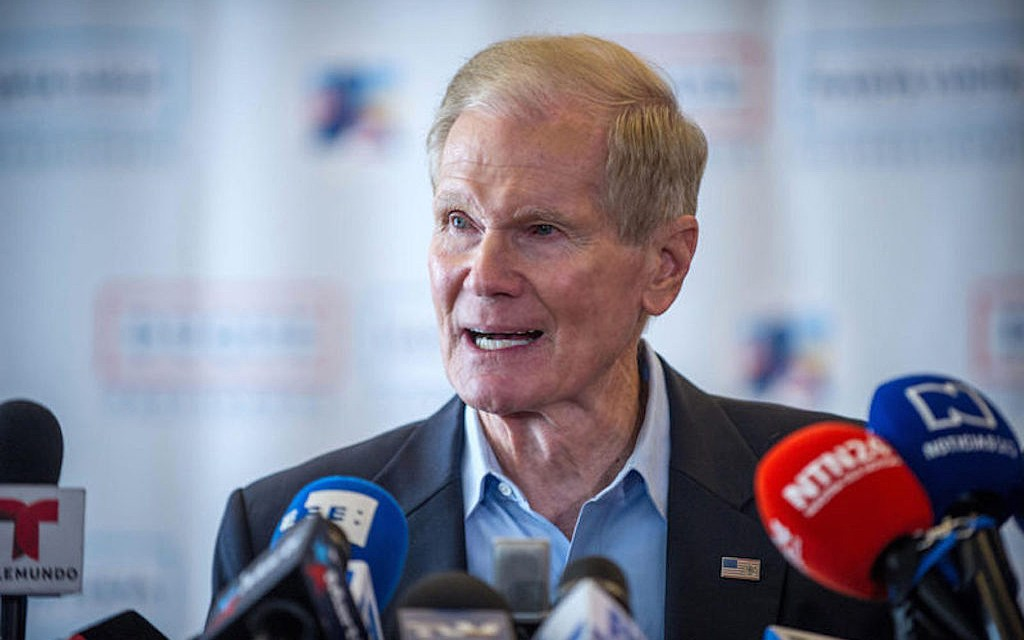 Bill Nelson's Surreal Russian Hacking Claim Falls Apart