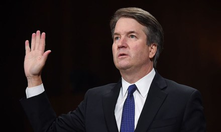 BREAKING: Poll Finds Kavanaugh Scandal Backfiring on Democrats