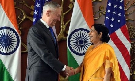 India Inches Closer to the U.S.