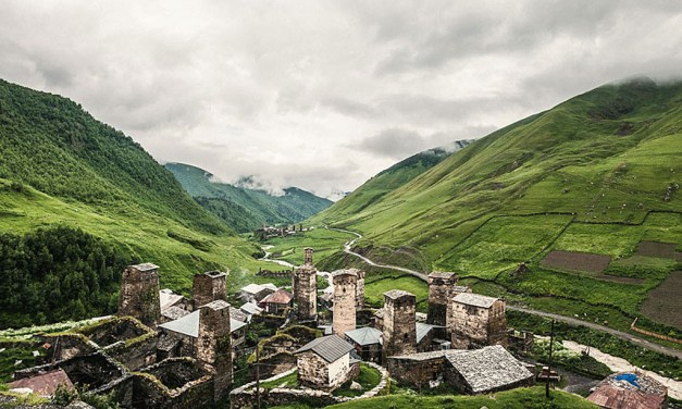Investing in the Caucasus: Overcoming Modern Myths