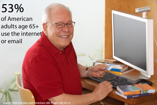 Do senior citizens use Internet