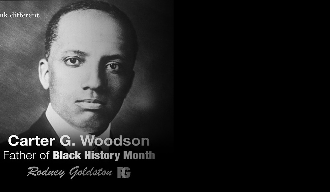 Carter G. Woodson Think Different