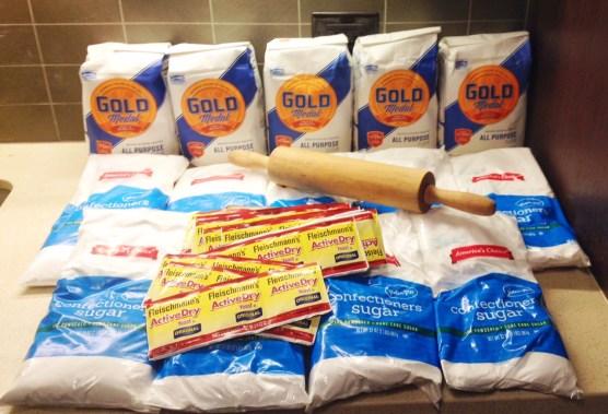 flour-yeast-powdered-sugar-doughnut-supplies