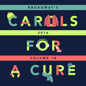 Aladdin Broadway sings for Carols for a Cure
