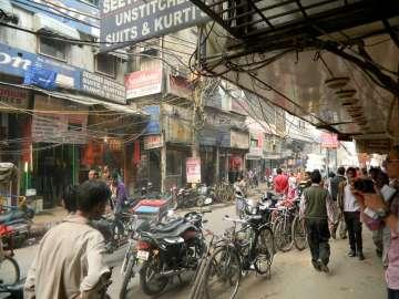 Old Delhi
