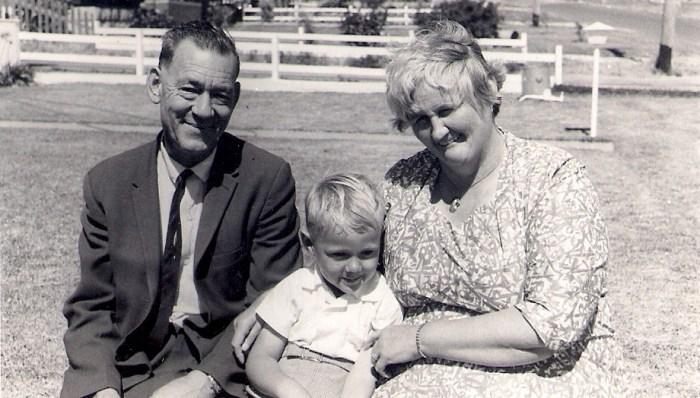 Rodney Dad Mum