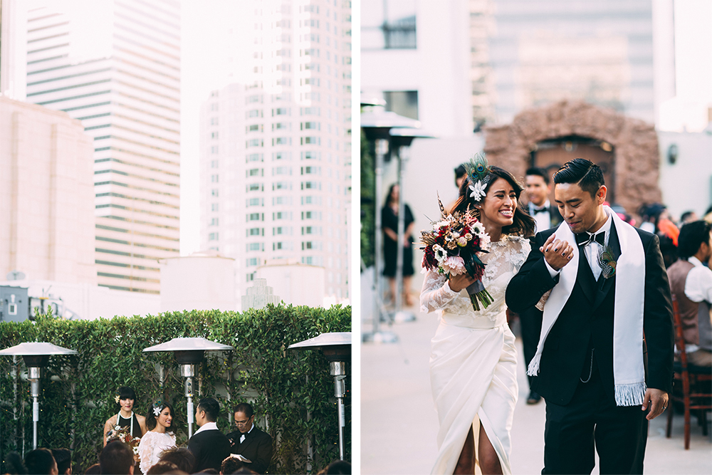 Oviatt Penthouse wedding - 22