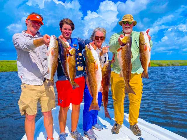 Saltwater Therapy Charters