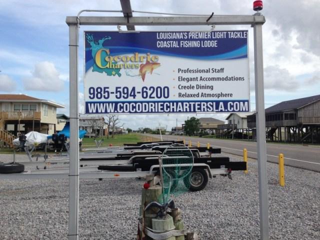 Cocodrie Charters-Cocodrie Louisiana