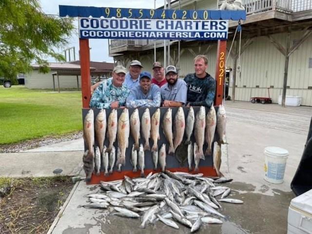 Cocodrie Charters