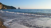 corfu beaches agios gordios