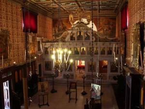 Corfu Museums - Antivouniotissa