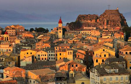 Corfu Town - Old Fortress