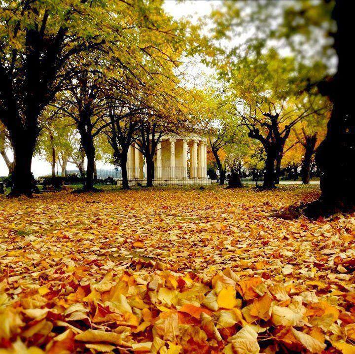 autumn break in Corfu