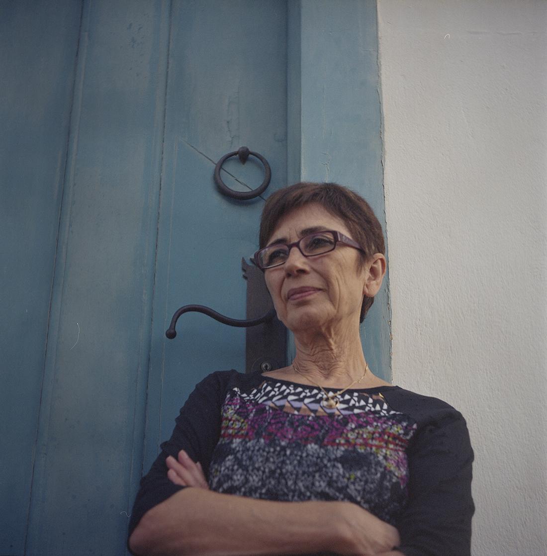 Pilar del Rio, 2017.