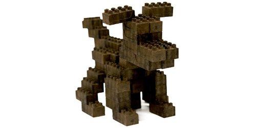 earth blocks lego ecologico 02 Earth Block   uma opção ecológica para quem gosta de Lego