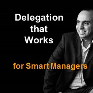 master strategies series - delegation for smart managers