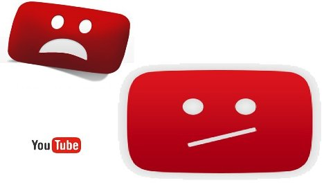 Strikes en YouTube