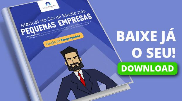 Manual do Social Media para Pequenas Empresas – versão do GESTOR