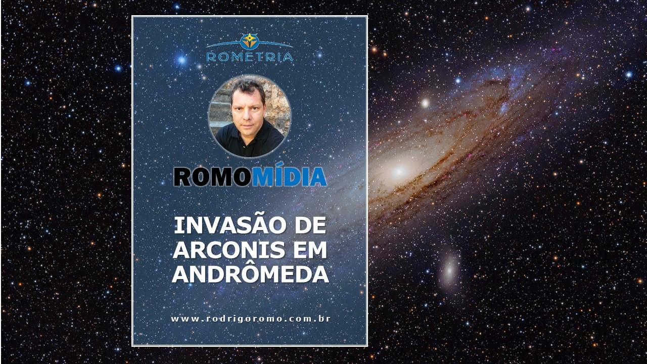 NOVO VÍDEO – INVASÃO DE ARCONIS EM ANDRÔMEDA