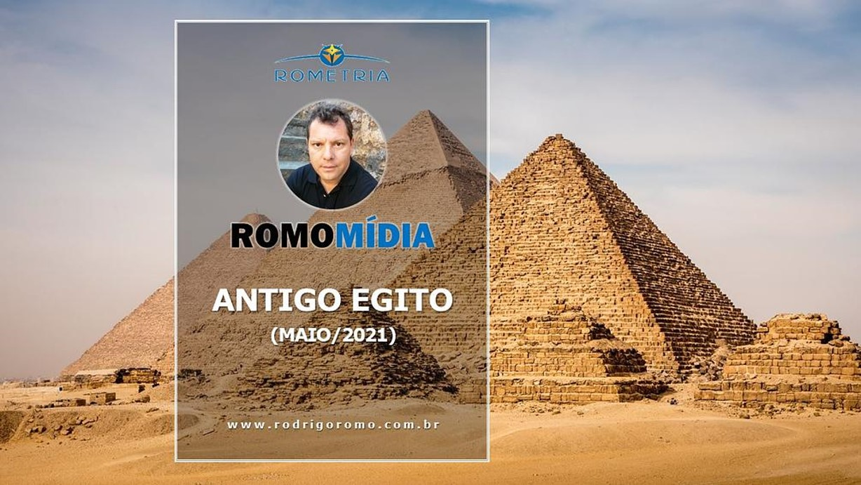 ANTIGO EGITO NA ROMOMÍDIA – NOVO VÍDEO PARA SEUS ESTUDOS