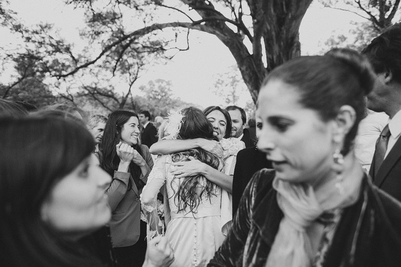 Foto reportaje de boda Argentina