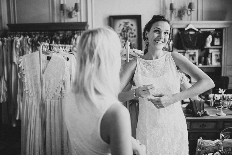 Sophie Lloyd de Shop Hop BA personal shopper