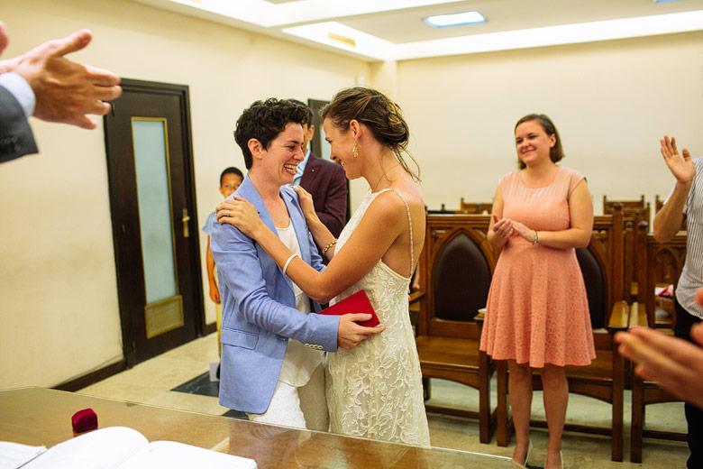 Casamiento igualitario en Buenos Aires, Argentina