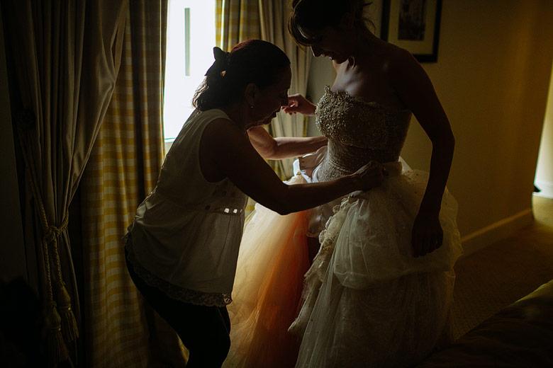 Foto de casamiento en Hotel Sofitel