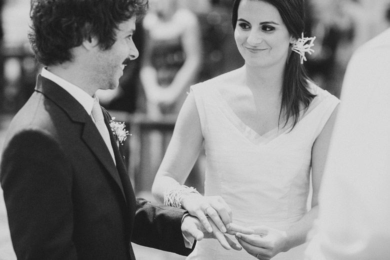 casamiento diferente en iglesia san ignacio loyola