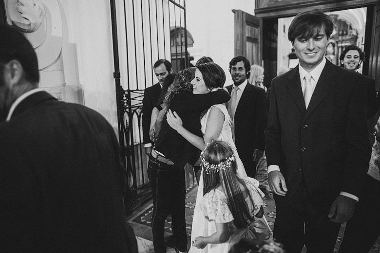 foto documental de boda