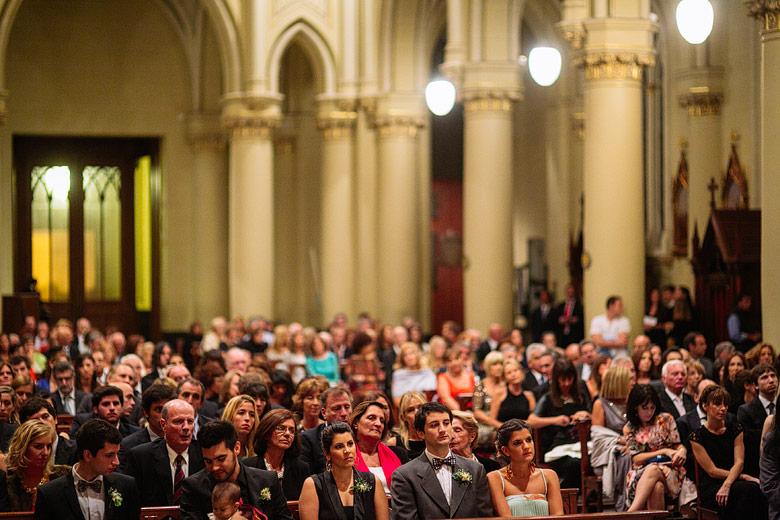 Catedral de san isidro - boda