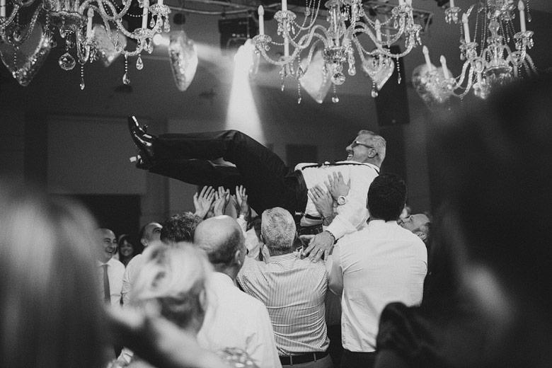 Fotografo casamiento divertido