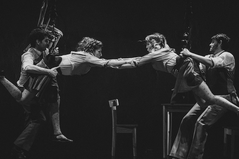 fotos de teatro en el cubo