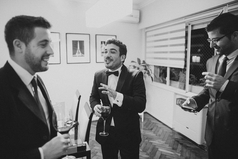 fotografo de casamientos sin pose
