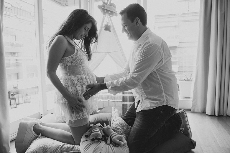 pregnancy photo shoot in buenos aires