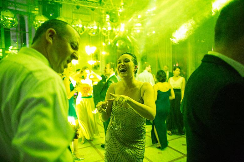 fotos de baile en casamiento en el palacio sans souci