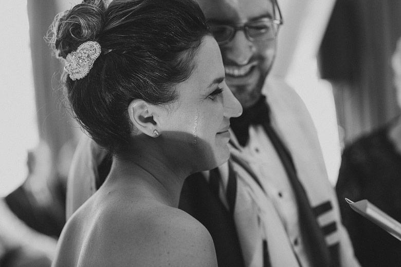 novia llorando en ceremonia judia