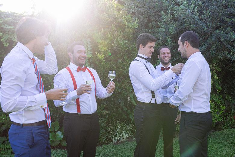 foto creativa de casamiento en buenos aires