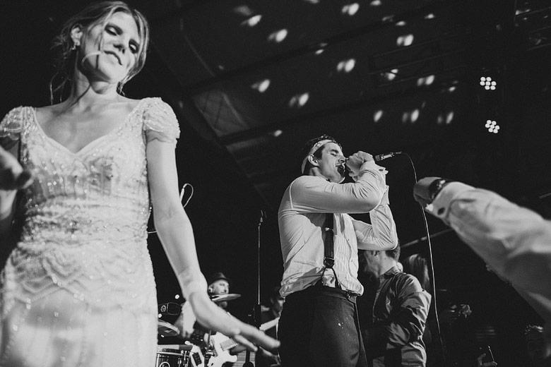 show musicales para bodas