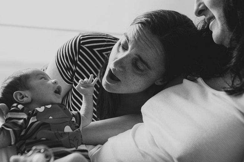 fotos documentales de familia