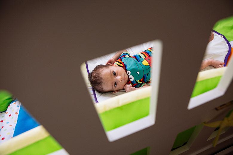 fotos candid de bebes