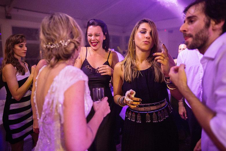 foto de boda luz ambiente