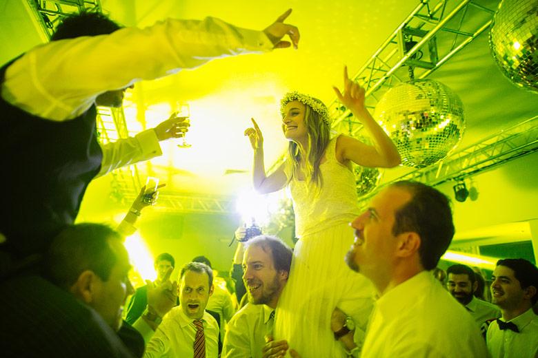 casamientos con Trueba