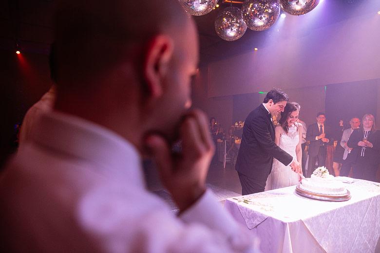 fotografia diferente de casamientos