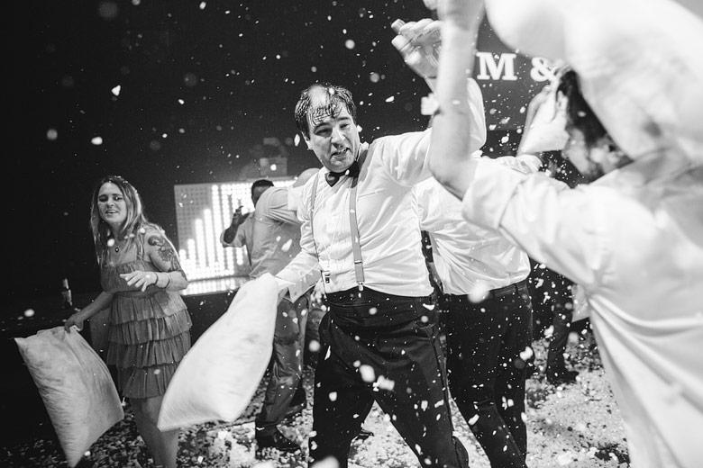 fiesta de casamiento diferente