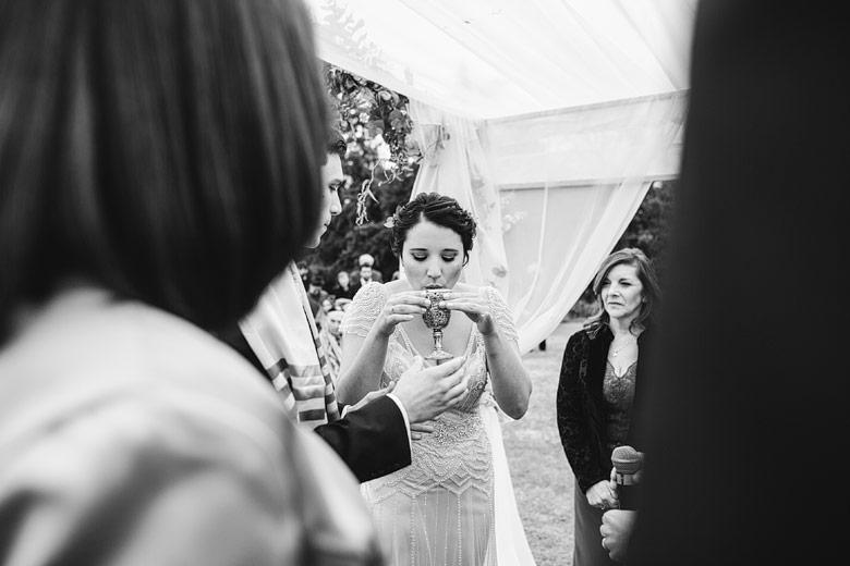 ceremonia judia jupa casamiento
