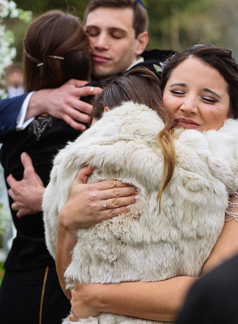 Fotoperiodismo de casamiento judio
